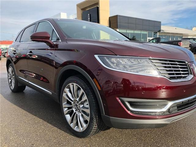 2018 Lincoln MKX Reserve (Stk: L0821) in Bobcaygeon - Image 2 of 23