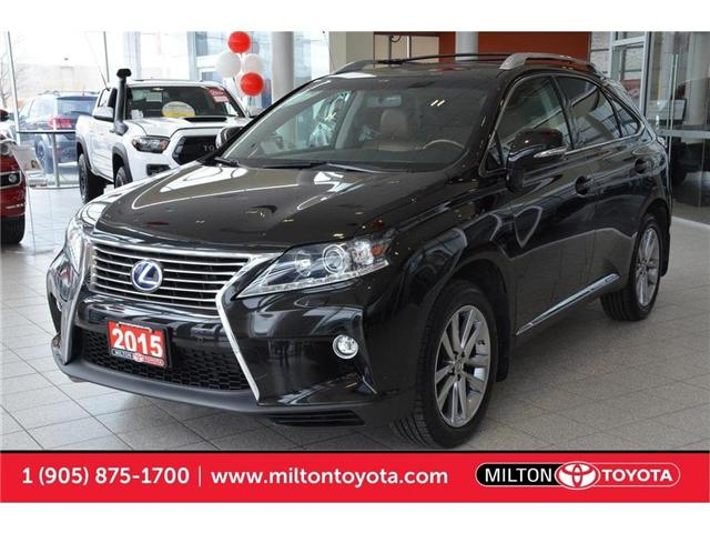 2015 Lexus RX 450h Sportdesign (Stk: 006851) in Milton - Image 1 of 44