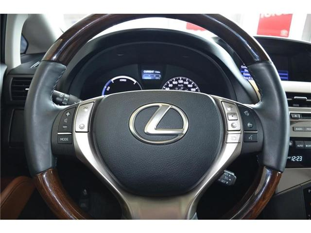 2015 Lexus RX 450h Sportdesign (Stk: 006851) in Milton - Image 20 of 44
