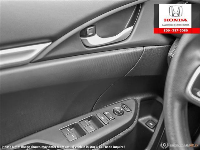 2019 Honda Civic LX (Stk: 19608) in Cambridge - Image 17 of 24