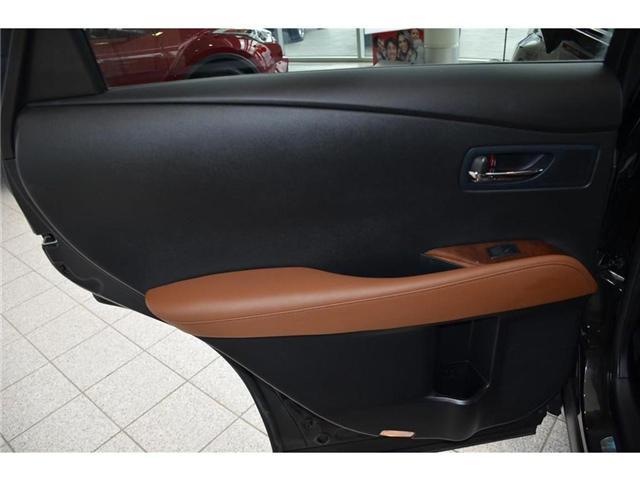 2015 Lexus RX 450h Sportdesign (Stk: 006851) in Milton - Image 26 of 44