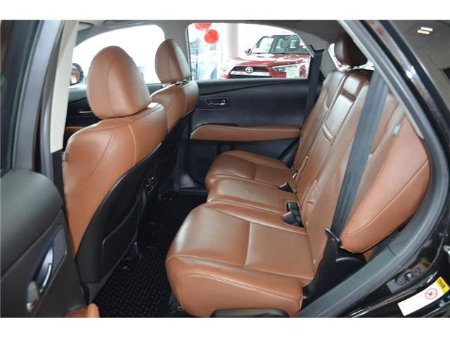 2015 Lexus RX 450h Sportdesign (Stk: 006851) in Milton - Image 27 of 44