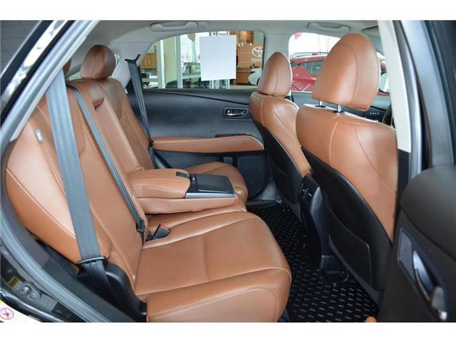 2015 Lexus RX 450h Sportdesign (Stk: 006851) in Milton - Image 32 of 44