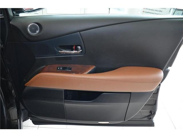 2015 Lexus RX 450h Sportdesign (Stk: 006851) in Milton - Image 33 of 44