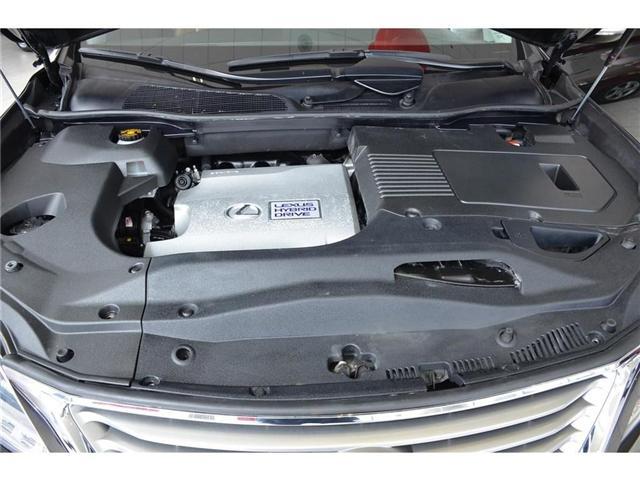 2015 Lexus RX 450h Sportdesign (Stk: 006851) in Milton - Image 44 of 44
