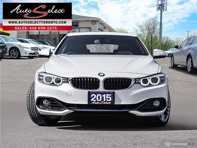 2015 BMW 428 Gran Coupe xDrive (Stk: 4GCWT79) in Scarborough - Image 2 of 28