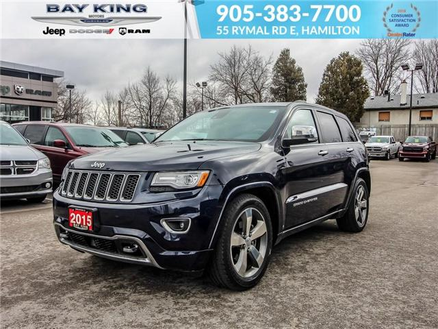 2015 Jeep Grand Cherokee Overland (Stk: 6772) in Hamilton - Image 1 of 25