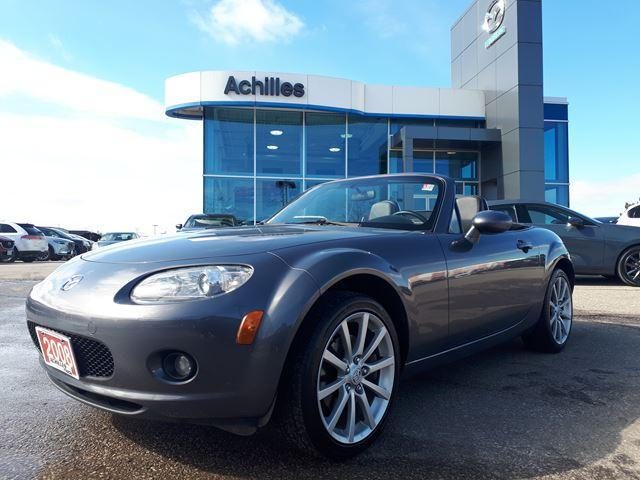 2008 Mazda MX-5 GT (Stk: H1820A) in Milton - Image 1 of 10