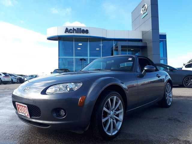 2008 Mazda MX-5 GT (Stk: H1820A) in Milton - Image 2 of 10