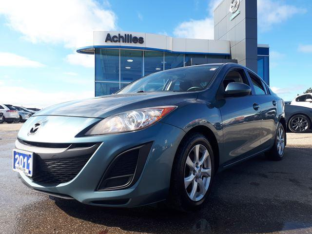 2011 Mazda Mazda3 GS (Stk: B6213A) in Milton - Image 1 of 11