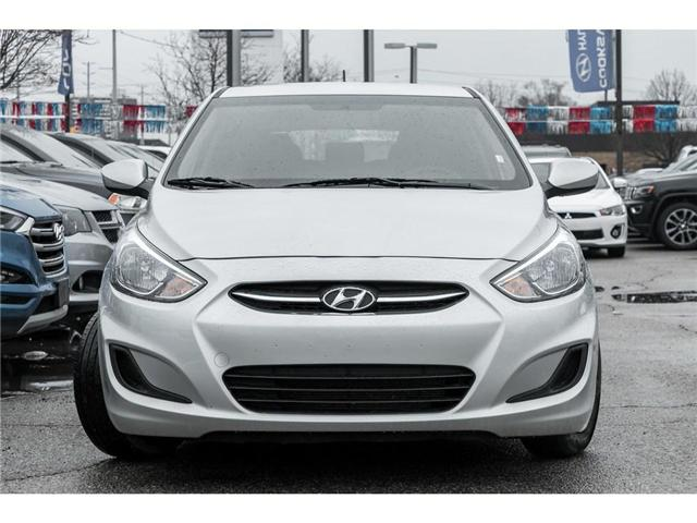 2017 Hyundai Accent  (Stk: H7817PR) in Mississauga - Image 2 of 17