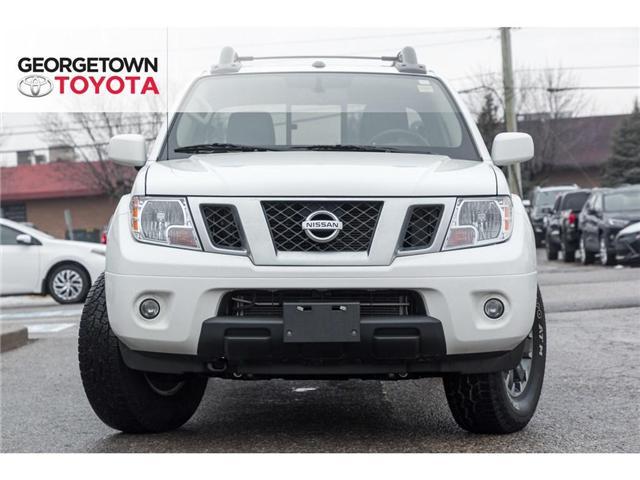 2019 Nissan Frontier PRO-4X (Stk: 19-16397) in Georgetown - Image 2 of 21