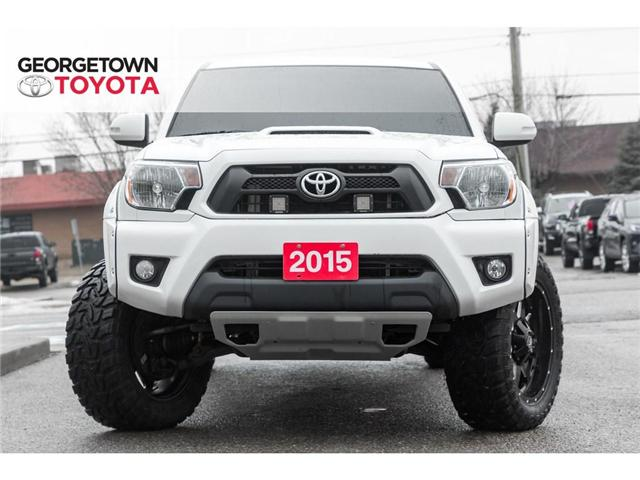 2015 Toyota Tacoma V6 (Stk: 15-33282) in Georgetown - Image 2 of 19