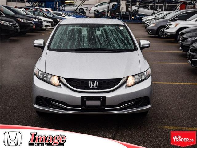 2015 Honda Civic LX (Stk: 9C373A) in Hamilton - Image 2 of 18