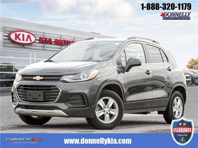 2019 Chevrolet Trax LT (Stk: CLKUR2245) in Kanata - Image 1 of 27