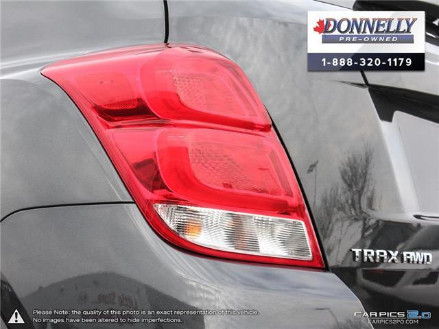 2019 Chevrolet Trax LT (Stk: CLKUR2245) in Kanata - Image 11 of 27