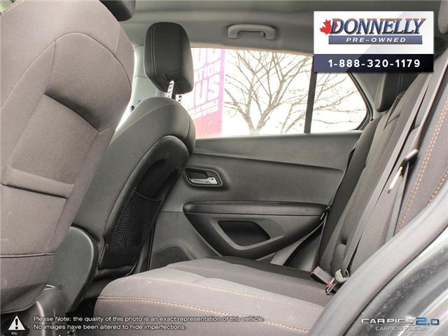 2019 Chevrolet Trax LT (Stk: CLKUR2245) in Kanata - Image 24 of 27