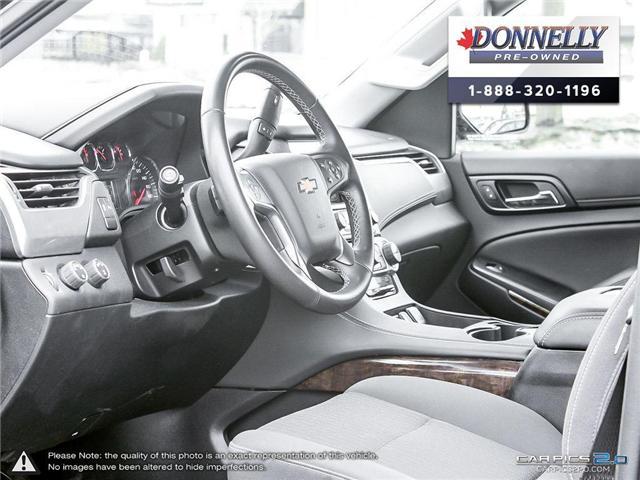 2018 Chevrolet Tahoe LS (Stk: CLMUR952) in Kanata - Image 11 of 27