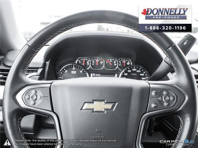 2018 Chevrolet Tahoe LS (Stk: CLMUR952) in Kanata - Image 12 of 27