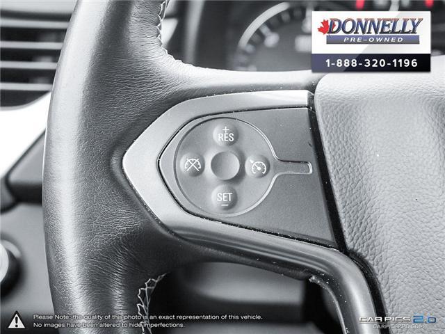2018 Chevrolet Tahoe LS (Stk: CLMUR952) in Kanata - Image 16 of 27