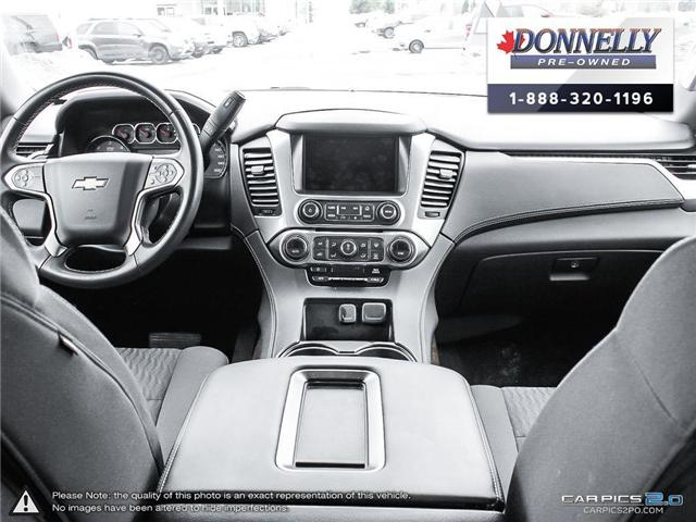 2018 Chevrolet Tahoe LS (Stk: CLMUR952) in Kanata - Image 22 of 27