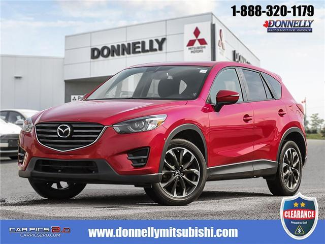 2016 Mazda CX-5 GT (Stk: CLMU953) in Kanata - Image 1 of 28