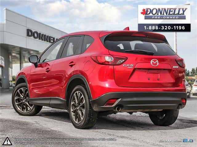 2016 Mazda CX-5 GT (Stk: CLMU953) in Kanata - Image 4 of 28