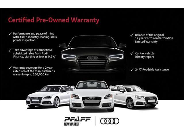 2018 Audi Q3 2.0T Progressiv (Stk: A11069) in Newmarket - Image 2 of 2