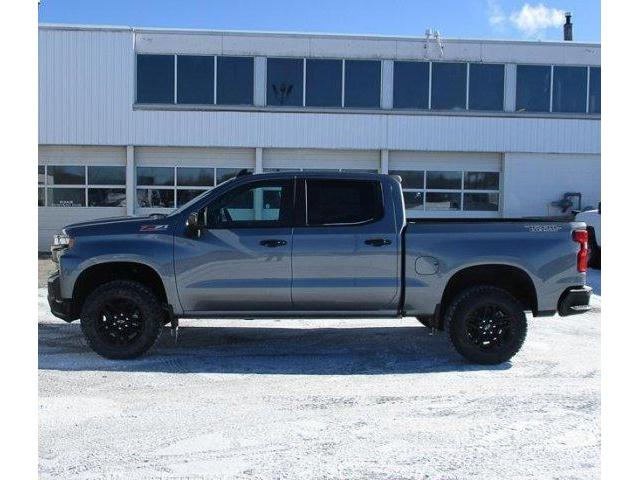 2019 Chevrolet Silverado 1500 LT Trail Boss (Stk: 19425) in Peterborough - Image 2 of 3
