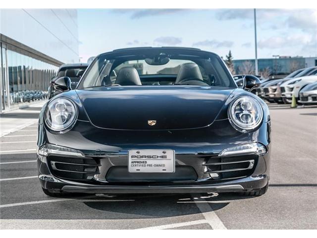 2016 Porsche 911 Targa 4S (Stk: U7546) in Vaughan - Image 2 of 13