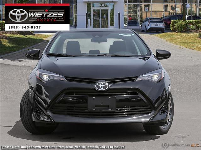 2019 Toyota Corolla LE Upgrade Package (Stk: 68360) in Vaughan - Image 2 of 24