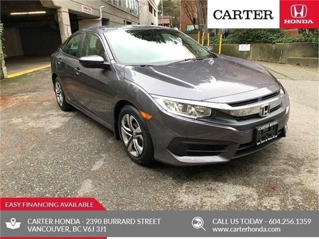 2017 Honda Civic LX (Stk: 3K00751) in Vancouver - Image 1 of 24