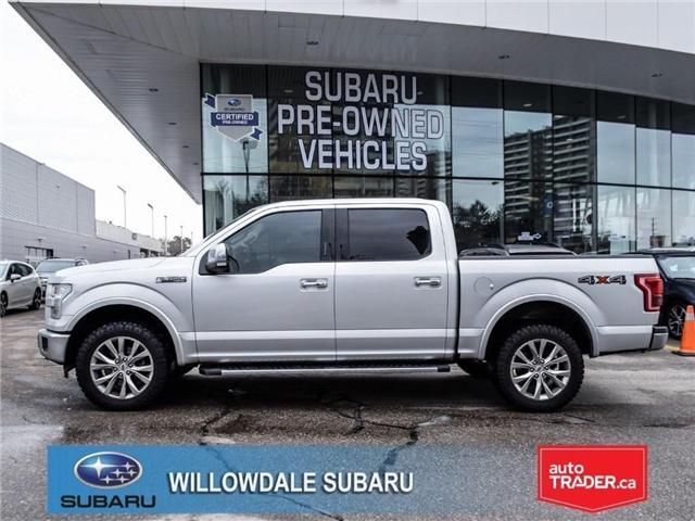 2016 Ford F-150 Lariat | NAVI | LOADED | NO ACCIDENTS (Stk: 14650A) in Toronto - Image 2 of 30