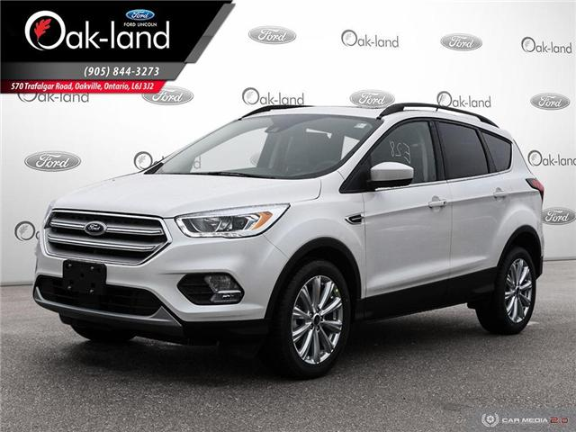 2019 Ford Escape SEL (Stk: 9T347) in Oakville - Image 1 of 25