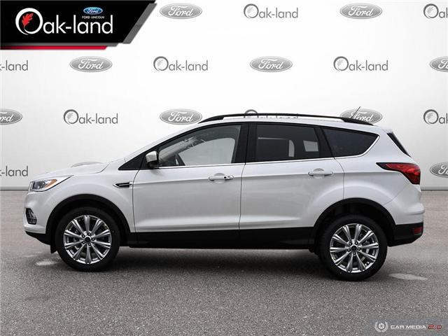 2019 Ford Escape SEL (Stk: 9T347) in Oakville - Image 2 of 25