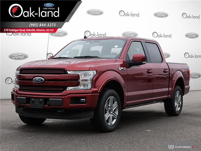 2019 Ford F-150 Lariat (Stk: 9T353) in Oakville - Image 1 of 25