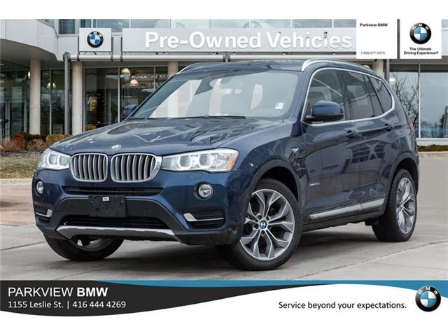 2015 BMW X3 xDrive28d (Stk: 302091A) in Toronto - Image 1 of 21