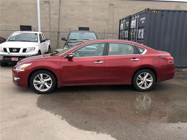 2014 Nissan Altima  (Stk: P2257) in St. Catharines - Image 1 of 5