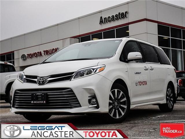 2018 Toyota Sienna LIMITED AWD (Stk: 18603) in Ancaster - Image 1 of 24
