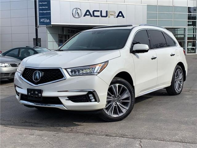 2018 Acura MDX Elite Package (Stk: 19148A) in Burlington - Image 1 of 26