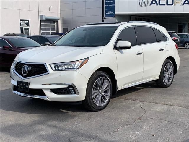 2018 Acura MDX Elite Package (Stk: 19148A) in Burlington - Image 2 of 26