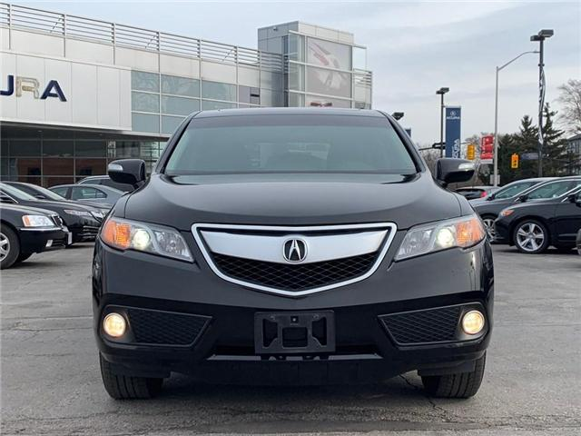 2015 Acura RDX Base (Stk: 805527) in Burlington - Image 1 of 30