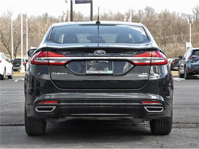 2017 Ford Fusion SE (Stk: PR5993) in Windsor - Image 5 of 29