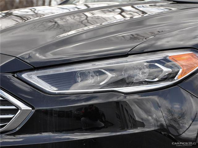 2017 Ford Fusion SE (Stk: PR5993) in Windsor - Image 10 of 29