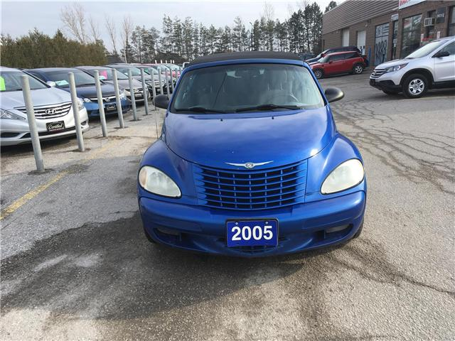 2005 Chrysler PT Cruiser Touring Convertible (Stk: P3322) in Newmarket - Image 2 of 17