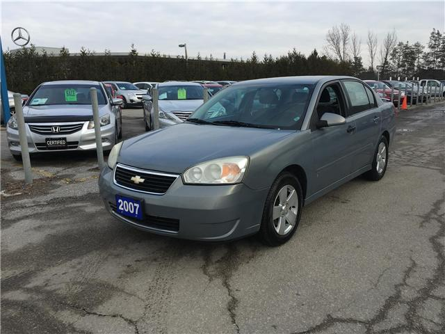 2007 Chevrolet Malibu LT2 (Stk: P3579) in Newmarket - Image 1 of 16