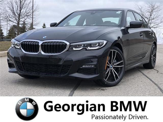 2019 BMW 330i xDrive (Stk: B19136) in Barrie - Image 1 of 20