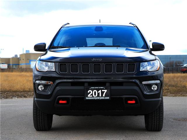 2017 Jeep Compass Trailhawk (Stk: U8509) in London - Image 2 of 26