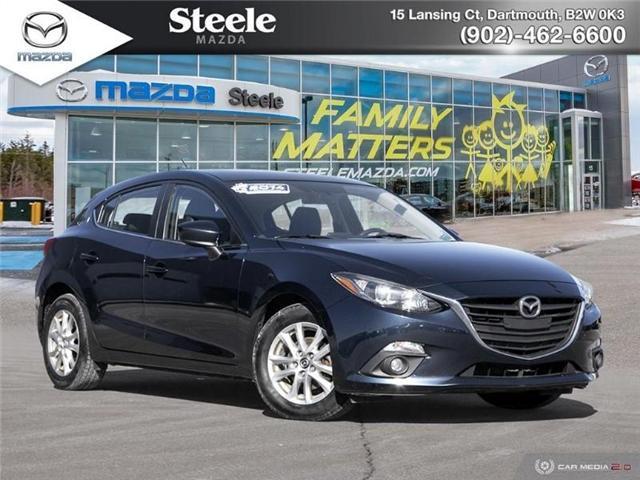 2014 Mazda Mazda3 GS-SKY (Stk: 535753A) in Dartmouth - Image 1 of 30