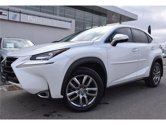 2015 Lexus NX 200t Base (Stk: P045013) in Brampton - Image 1 of 18